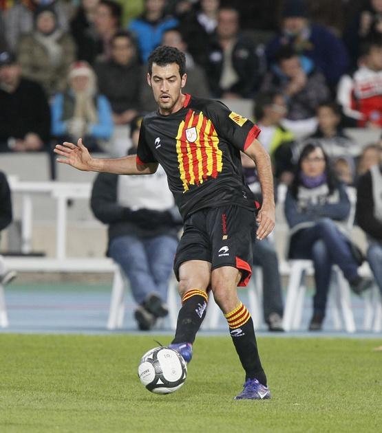 Catalan home kit