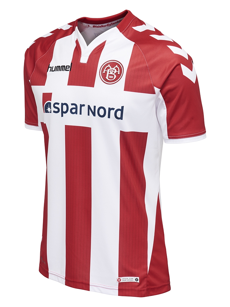 Image of   Aab home jersey 2017/18-XL