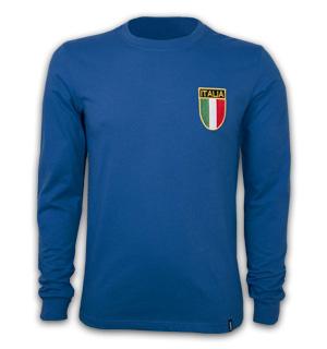 Italy 1970s Long Sleeve Retro Shirt -M   50-52