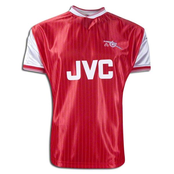 Image of   Arsenal retrotrøje 1984/86-L
