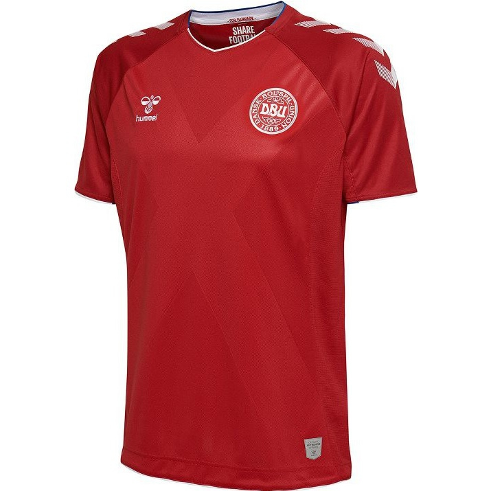 Image of   Denmark home jersey World Cup 2018-S