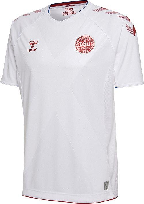 Denmark away jersey World Cup 2018-3XL