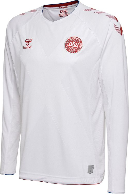 Denmark away jersey L/S World Cup 2018-L