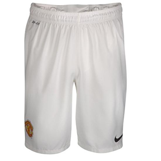 Image of   Manchester United hjemme shorts 2011/12 - børn-YXS | 116-128