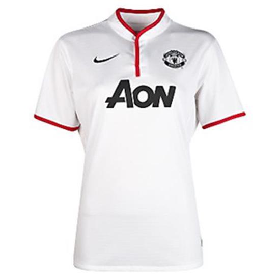 Image of   Manchester United ude trøje 2012/13 - børn-YXS | 116-128