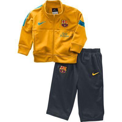 FC Barcelona træningsdragt 2012/13 - baby-18-24 mdr | 86-92 cm