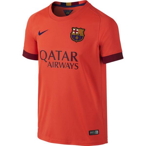 Image of   FC Barcelona ude trøje | 116-128