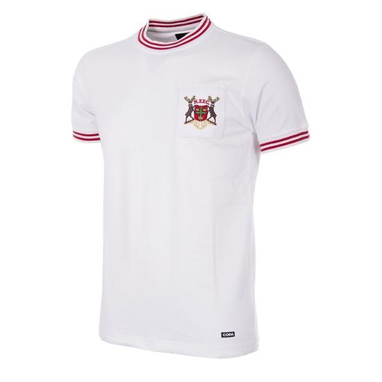 Nottingham Forest 1966-1967 Away Retro Shirt-Medium