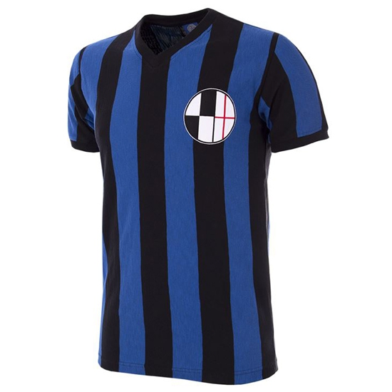 F.C. Internazionale 1929/30 Retro Football Shirt-Extra Large
