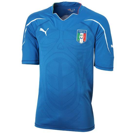 Image of   Italien hjemme trøje 2010/12 - børn-176 | YXXL