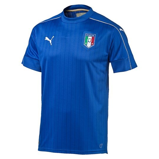 Image of   Italy home jersey EURO 2016-L