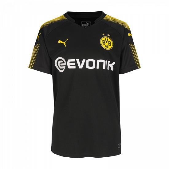 Image of   2017 - 2018 Borussia Dortmund Away Puma size 164 | YXL