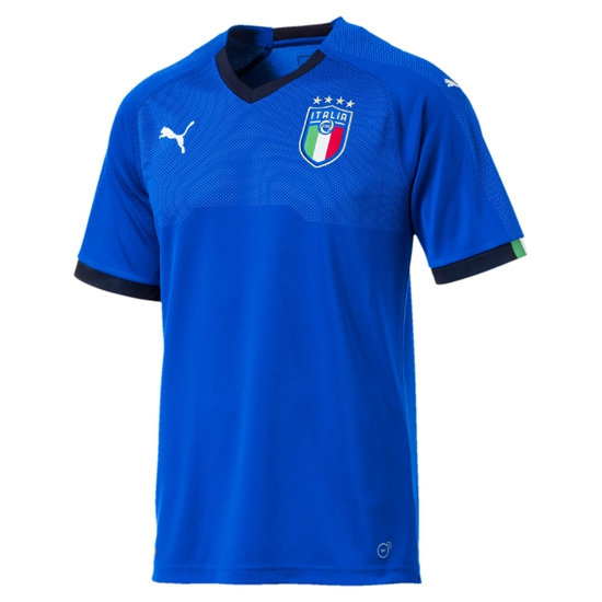 Italy home jersey 2018-S