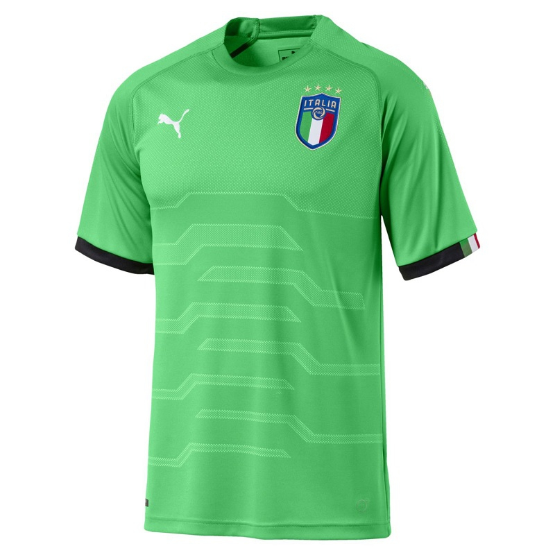 Italy goalie jersey 2017/19-L