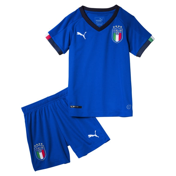 Italy home mini kit 2018 - little boys-110