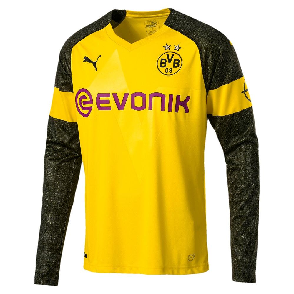 Dortmund home jersey L/S 2018/19-M