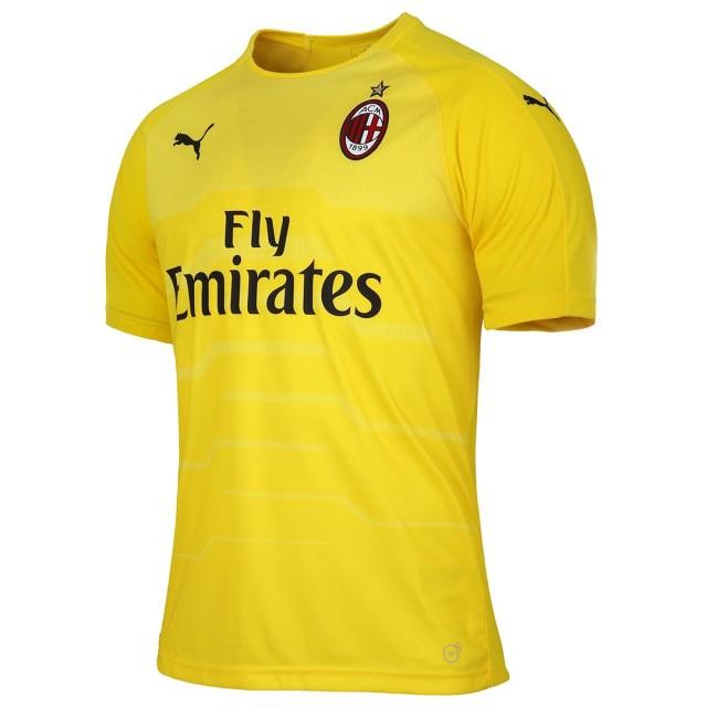 Image of AC Milan goalie jersey 2018/19-M