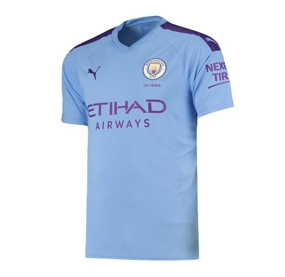 Billede af Manchester City home jersey 2019/20 - mens-M