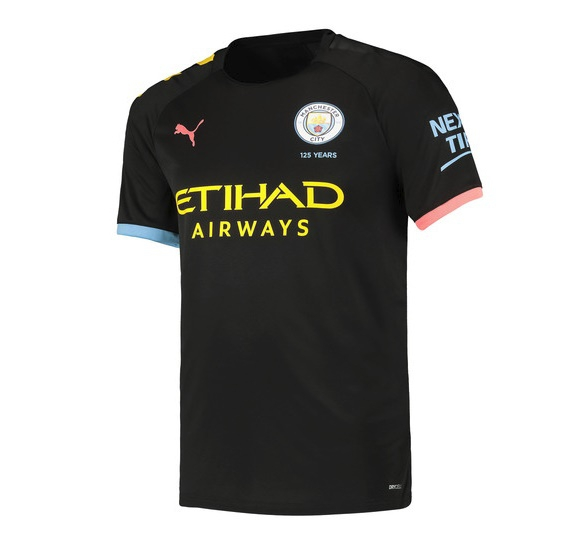 Image of   Manchester City away jersey 2019/20 - mens-XXL