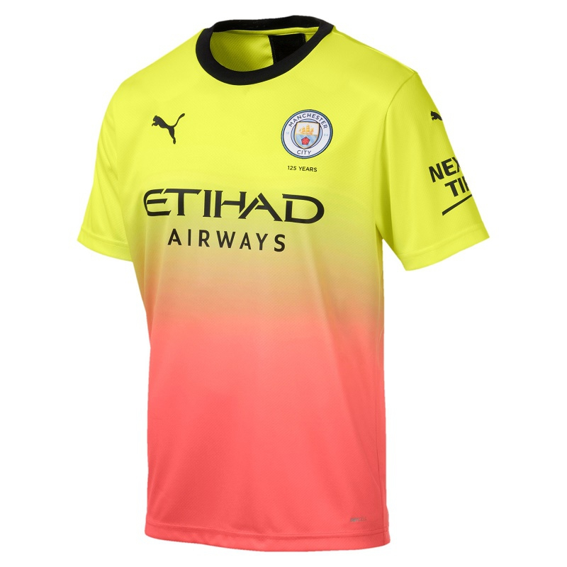 Image of   Manchester City third jersey 2019/20 - mens-L