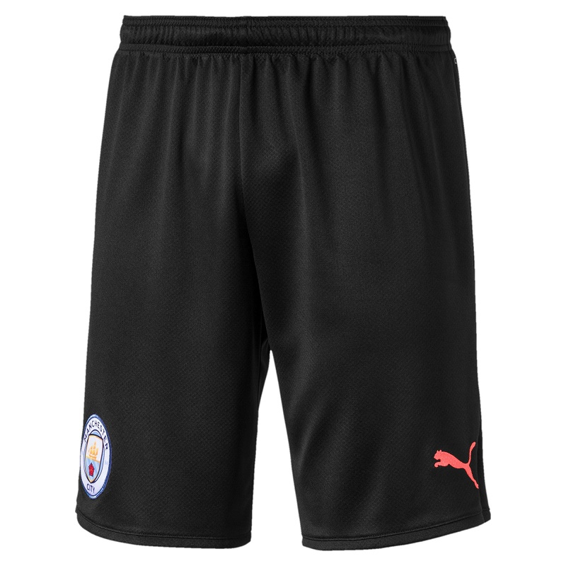Billede af Manchester City away shorts 2019/20 - youth-128