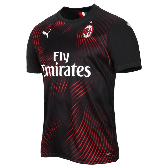Image of AC Milan third jersey 2019/20-L