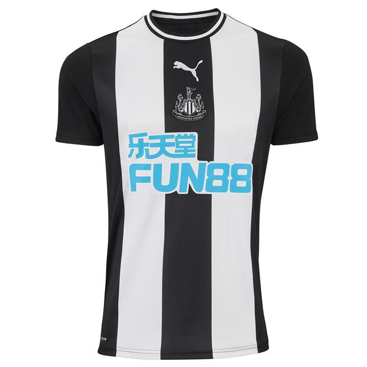 Image of   Newcastle home jersey 2019/20-M