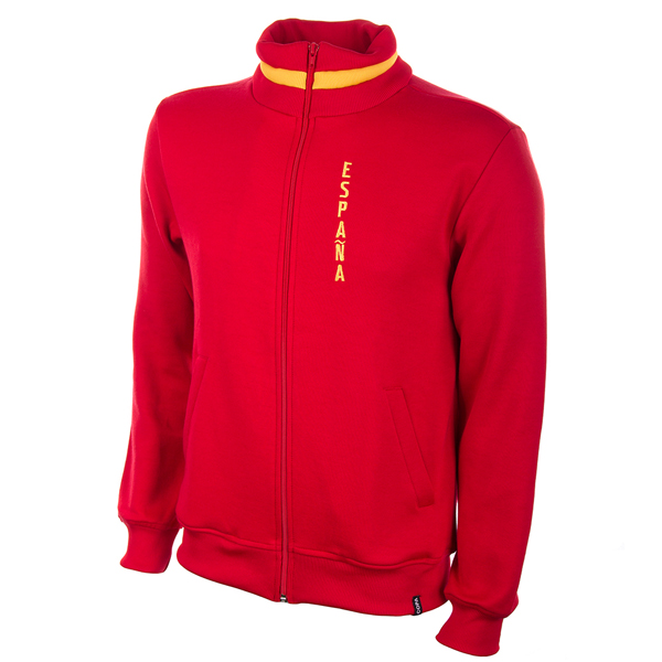 Copa Spain 1978 Retro Jacket  Polyester / Cotton-M | 50-52