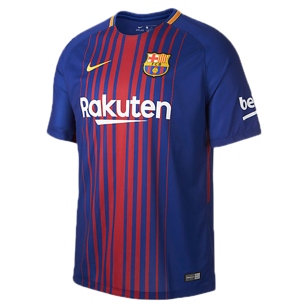 FC Barcelona home jersey 2017/18-M