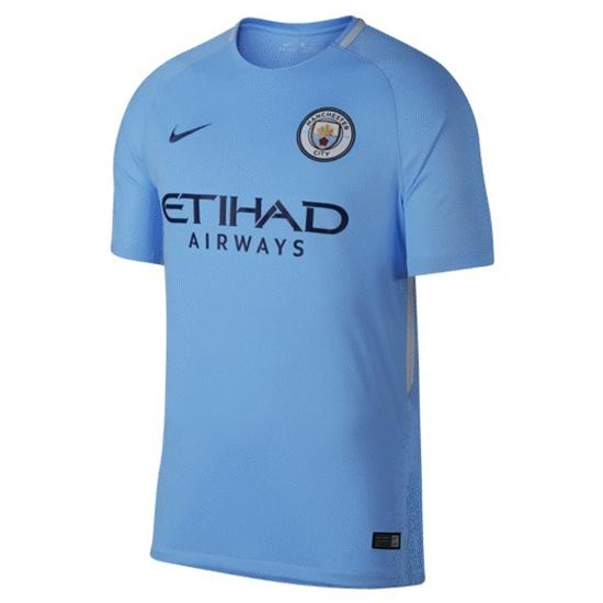 Manchester City home jersey 2017/18-XL