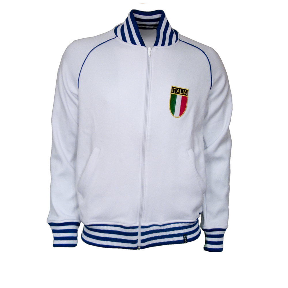 Copa Italy 1982 Retro Jacket polyester / cotton-L | 53-55