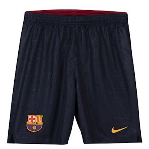 Image of 2018-2019 Barcelona Home Nike Football Shorts (Navy)-L