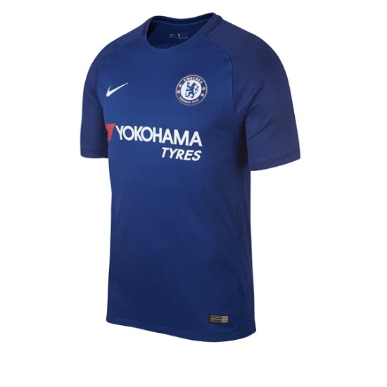 Chelsea home jersey 2017/18-M