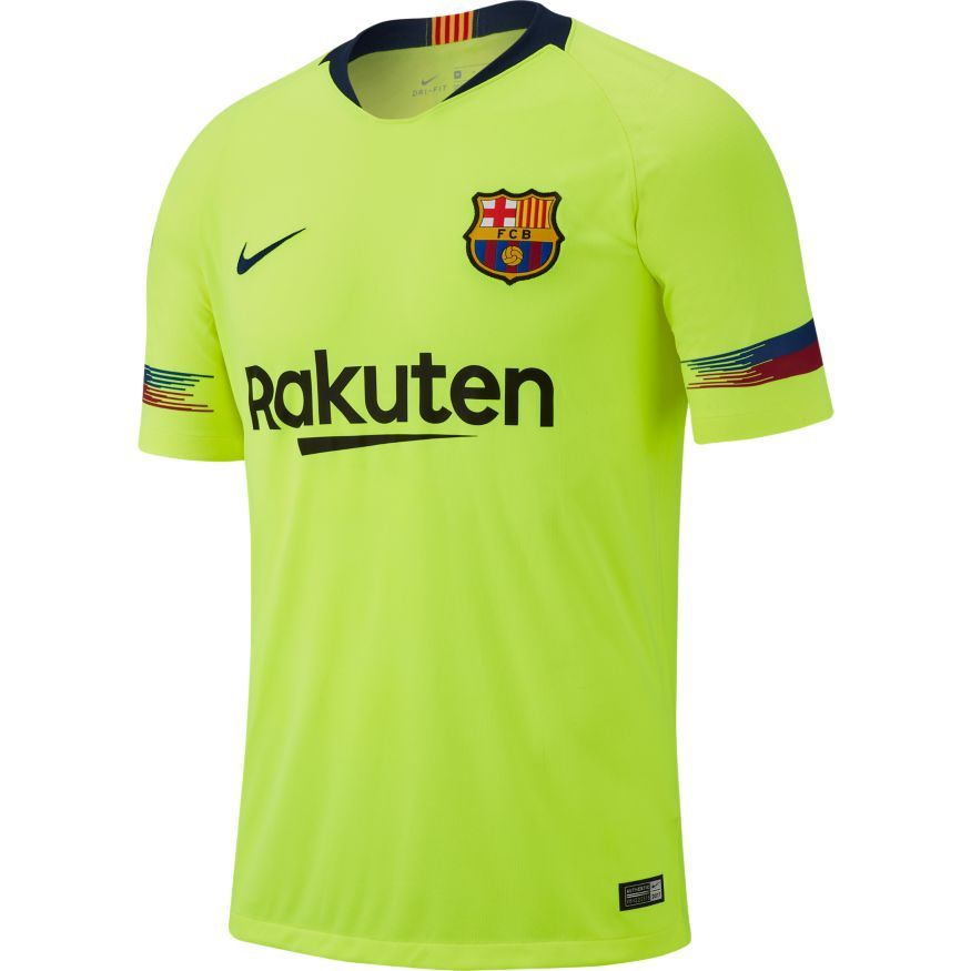 Image of   FC Barcelona away jersey 2018/19 - youth-YM | 137-147