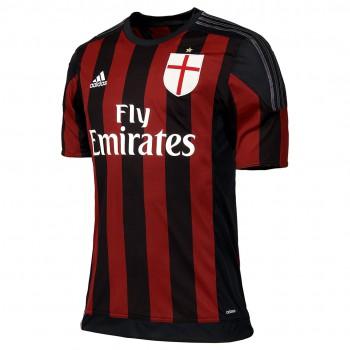 Image of   AC Milan hjemme trøje autentisk 2015/16-M