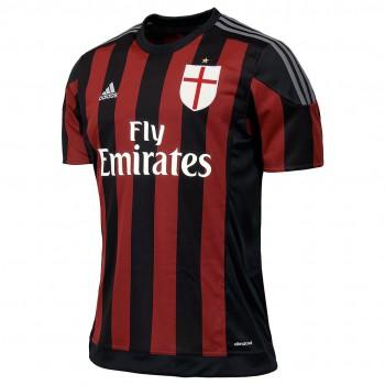 Image of   AC Milan hjemme trøje 2015/16-S