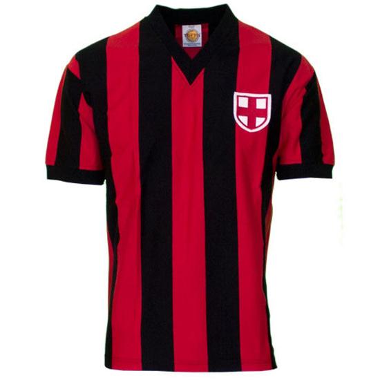 Image of   AC Milan retro trøje 1930-40erne-L