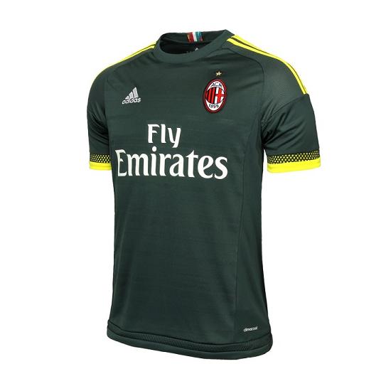 Image of   AC Milan 3. trøje 2015/16-M