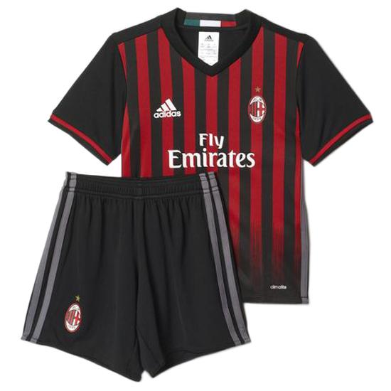 Image of   AC Milan home minikit 2016/17-110