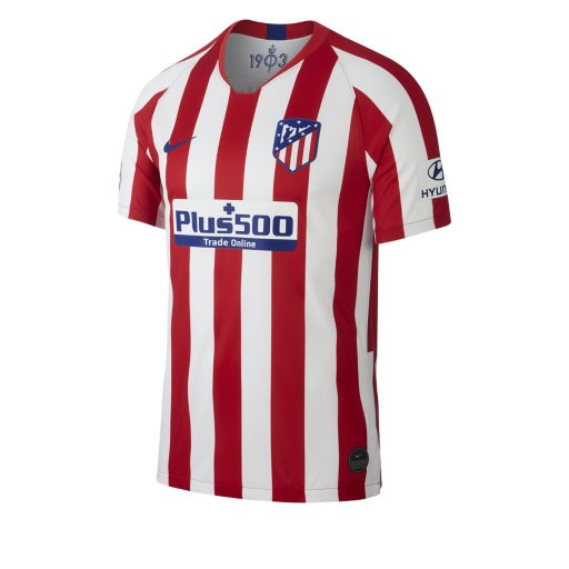 Image of Atletico Madrid home jersey 2019/20 - youth-YL | 147-158