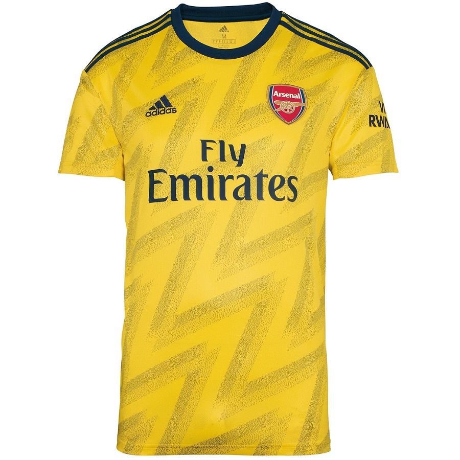 Image of Arsenal away jersey 2019/20 - mens-XL