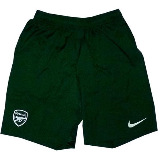 Image of   Arsenal målmands shorts 2011/12 - børn - grøn-YXL | 158-170