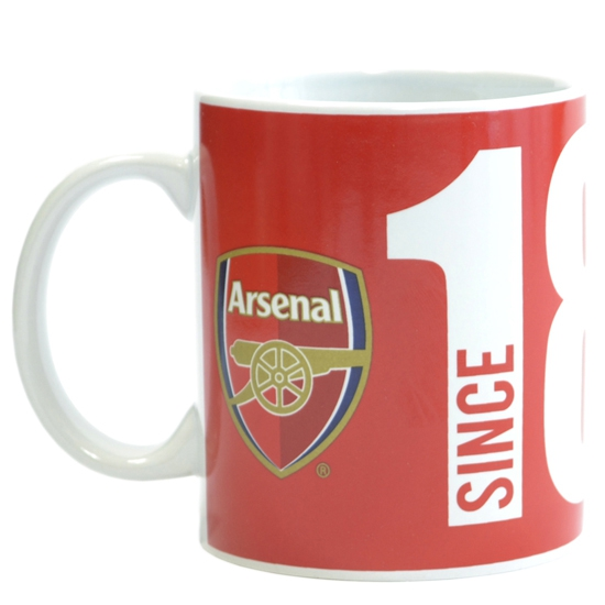 Arsenal Since 1886  Boxed Mug - 11oz-one-size