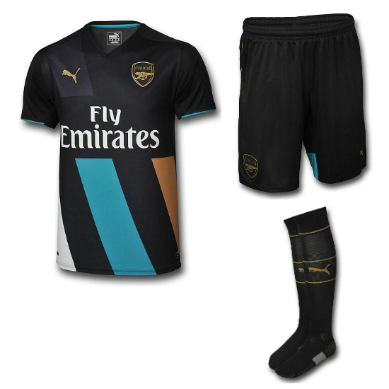 Image of   Arsenal third shorts 2015/16 - youth-140 | YM