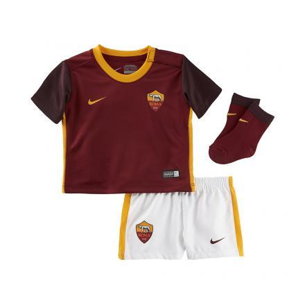Image of   AS Roma hjemme mini sæt 2015/16 - små børn-L