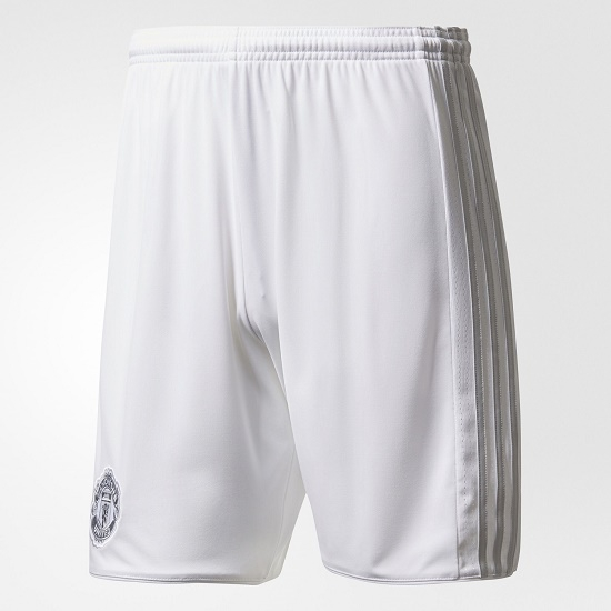 Image of   Manchester United third shorts 2017/18-L
