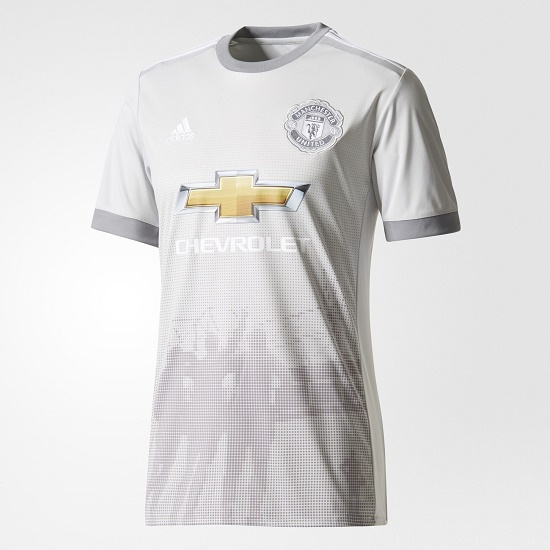 Image of   Manchester United third jersey 2017/18-M