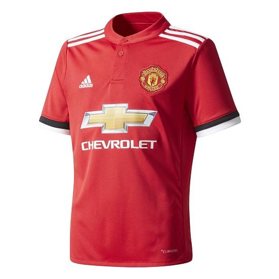 Image of   Man Utd hjemme trøje - 176