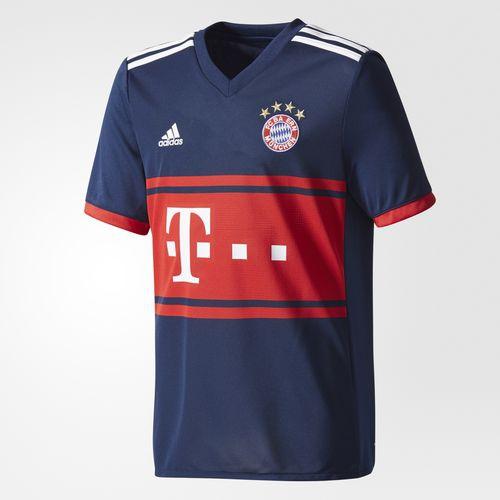FC Bayern away jersey 2017/18 - youth-152
