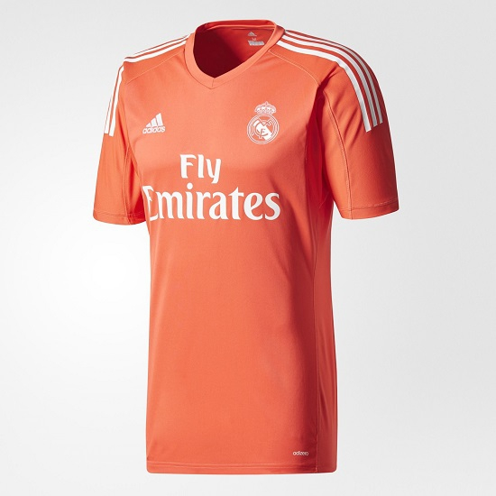 Image of   Real Madrid goalie away jersey 2017/18-L